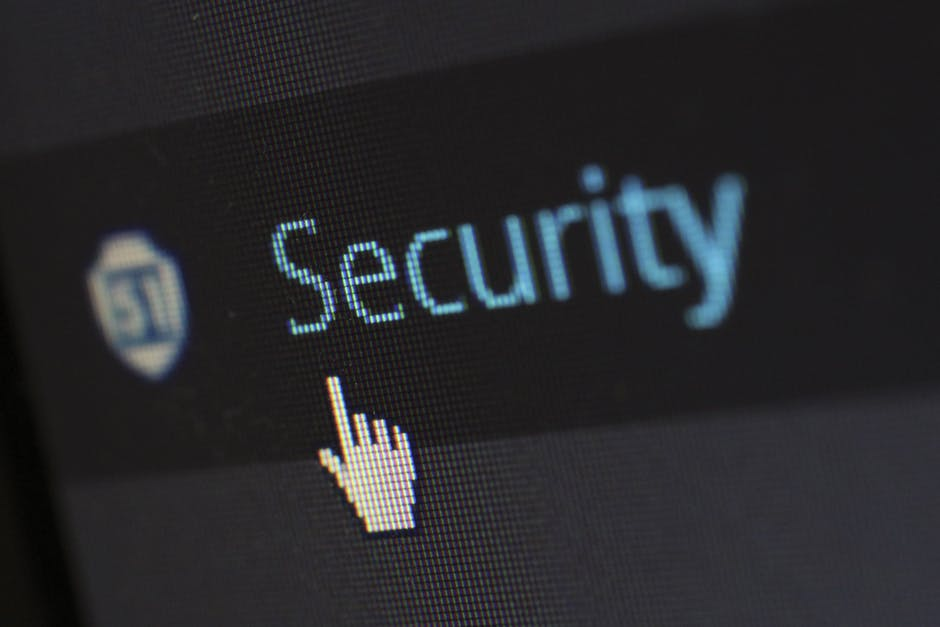 ensuring security on your company's website